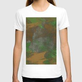 Camo Abstract T-shirt