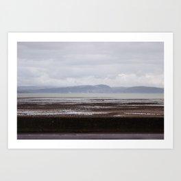 Welsh Beach, I Art Print