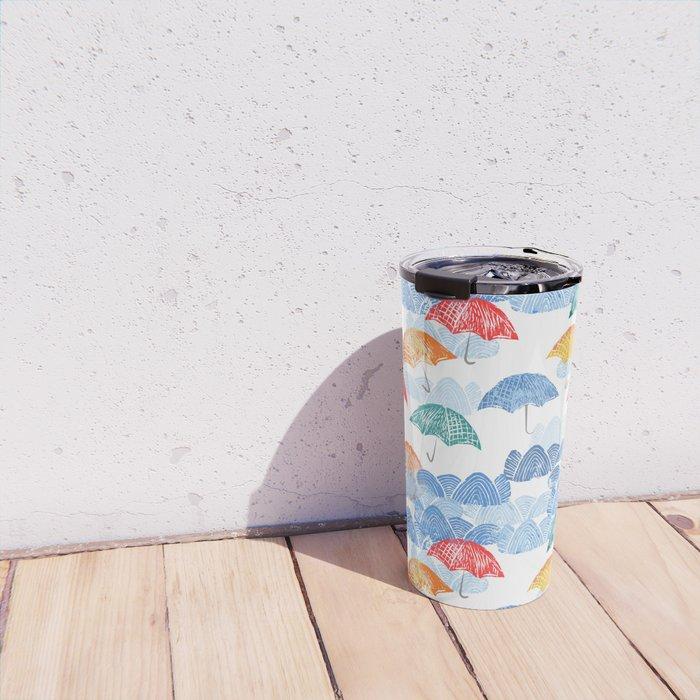 Umbrella Spring Travel Mug