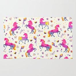 Unicorn Jubilee Rug