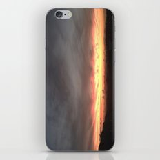 Fired Horizons iPhone & iPod Skin