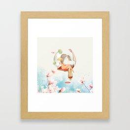 Give Me a Reason Framed Art Print