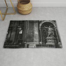 Inside The Vatican Rug