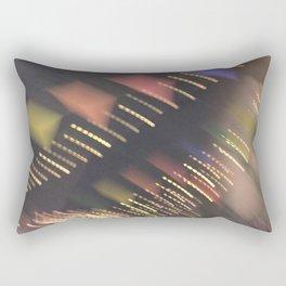 Lights and Pennants Rectangular Pillow