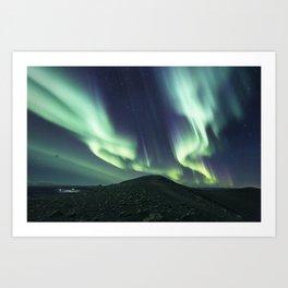 Aurora Borealis 5 Art Print