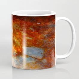 Burning Earth Series Coffee Mug