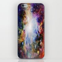 nebula iPhone & iPod Skins featuring NEBulA by 2sweet4words Designs