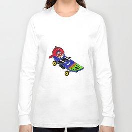 Sonny The Skateboard Long Sleeve T-shirt