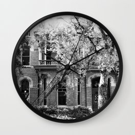 Southern Charm Wall Clock