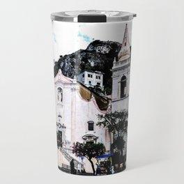 Piazza IX Aprile Travel Mug
