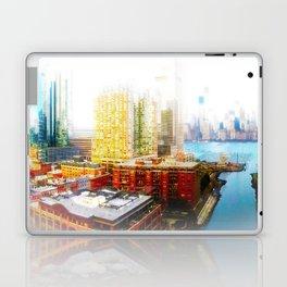 Outside The City Laptop & iPad Skin
