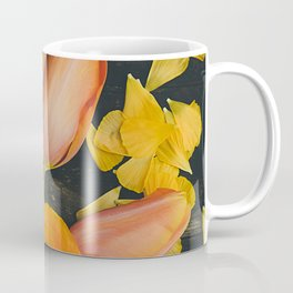 Spring Tulip Flowers Coffee Mug