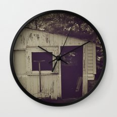 Cottage Wall Clock