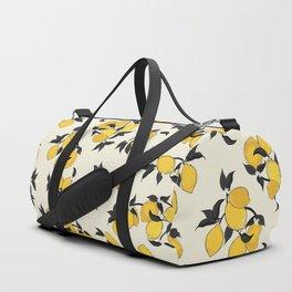When life gives you lemons... Duffle Bag