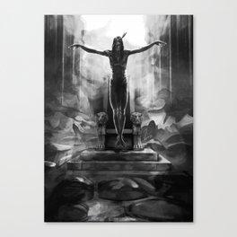 Últimas Visões (Latest Visions) Canvas Print