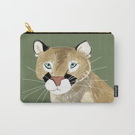 Caturday Puma Carry-All Pouch