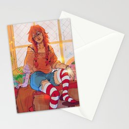 Ginny Weasley Stationery Cards