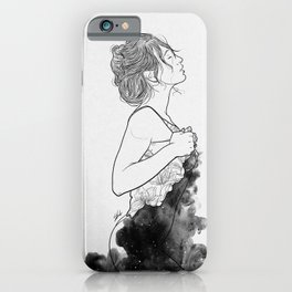 Deep ocean of secrets. iPhone Case