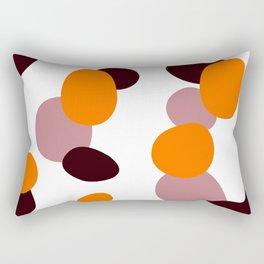 Simple, design wood dots, Exotico Rectangular Pillow