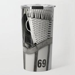 BEACH CHAIR 69 - Baltic Sea Travel Mug