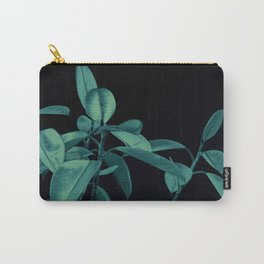Rubber plant Carry-All Pouch
