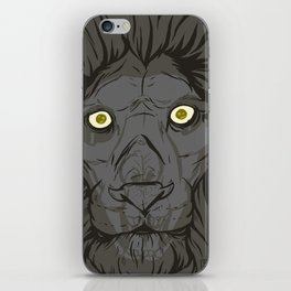 The King's Ghost iPhone Skin