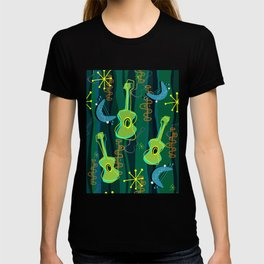 Music Was In The Air T-shirt