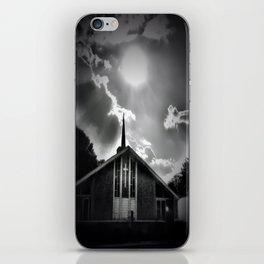 Heaven Help Me iPhone Skin