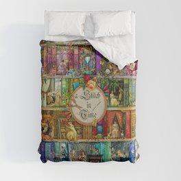 A Stitch In Time Duvet Cover