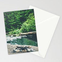 Mt. Baker Hot Spring Stationery Cards