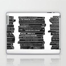 Mono book stack 2 Laptop & iPad Skin