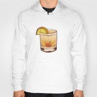 drink Hoodies featuring DRINK  by MR VELA