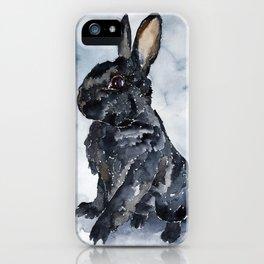 BUNNY#8 iPhone Case