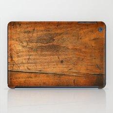 Wood Texture 340 iPad Case