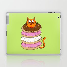 More Cats & Donuts Laptop & iPad Skin