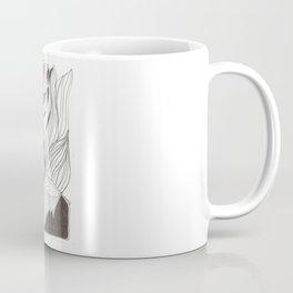 EL hombre pájaro Coffee Mug