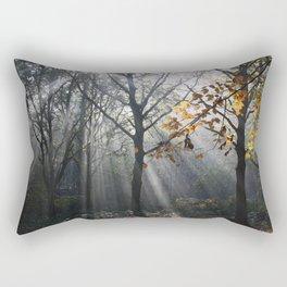 Autumn Sunbeams Rectangular Pillow