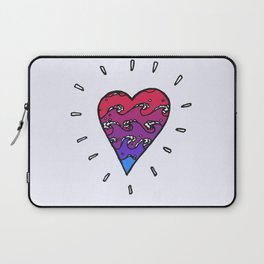 my heart's an autoclave Laptop Sleeve