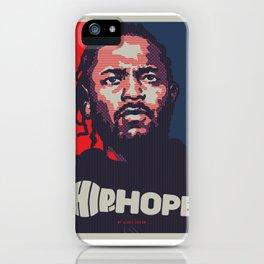 Mr.Kendrick ( HIP-HOPE Series ) iPhone Case