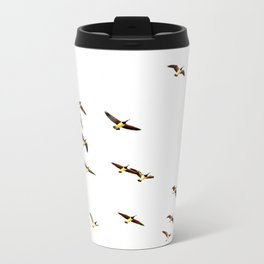Flock Of Birds Travel Mug