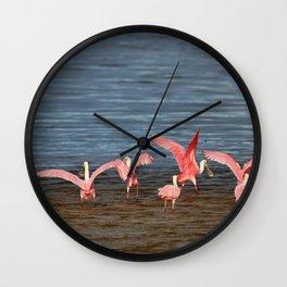 The Dance Class Wall Clock