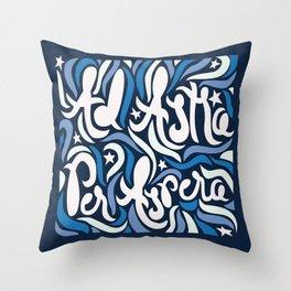 Ad Astra 2 Throw Pillow