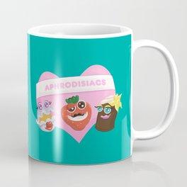 Sexy Aphrodisiacs Coffee Mug