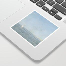 Sunday Sail  - Cape Cod Sticker