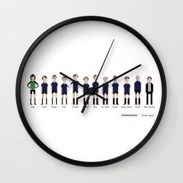 Internazionale - All-time squad Wall Clock