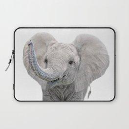 Elephant Calf Art Laptop Sleeve