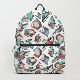 Diamonds are forever Pattern 2 Backpack