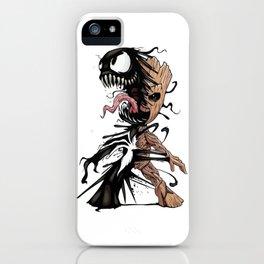 I am Venom iPhone Case
