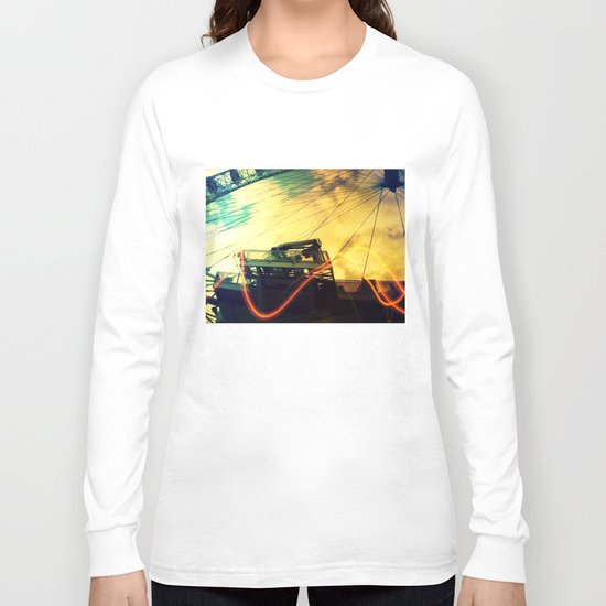 London eye Long Sleeve T-shirt