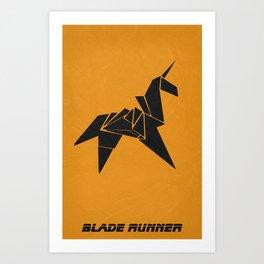 Blade Runner 01 Art Print